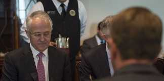 Malcolm Turnbull's prime ministership is under threat from within