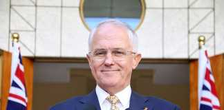 Malcolm Turnbull clings to top job with 48-35 in leadership vote