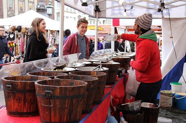 Copenhagen Food Market