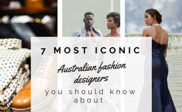 The 7 most iconic fashion designers from Australia