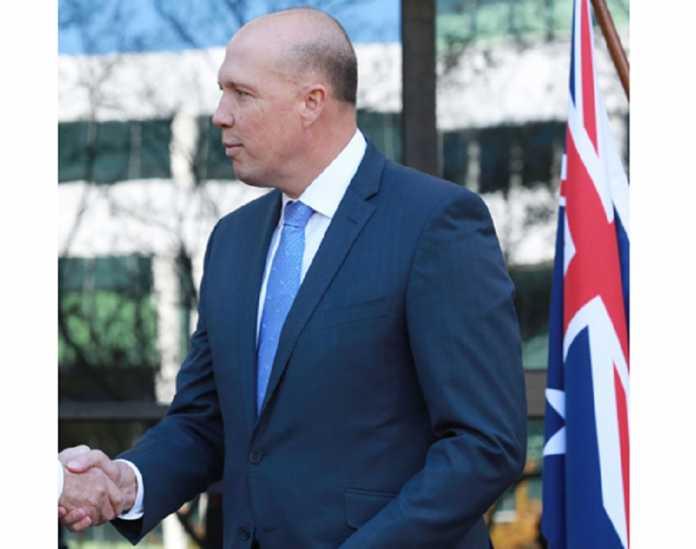 Peter Dutton denies he mislead Parliament regarding au pairs