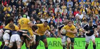 Tongan Thor to start in revamped Wallabies pack