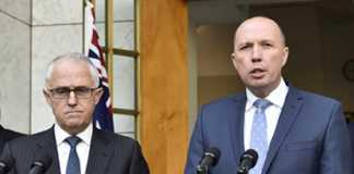 Malcolm Turnbull still wants Peter Dutton's eligibility assessed