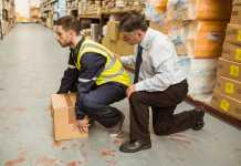 How to avoid manual handling injuries at work