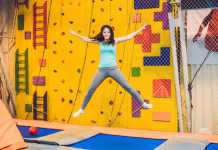 Benefits of trampolining for toning