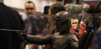 Star Wars Boba Fett film canned