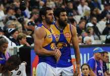 West Coast upset Collingwood to claim the AFL premiership