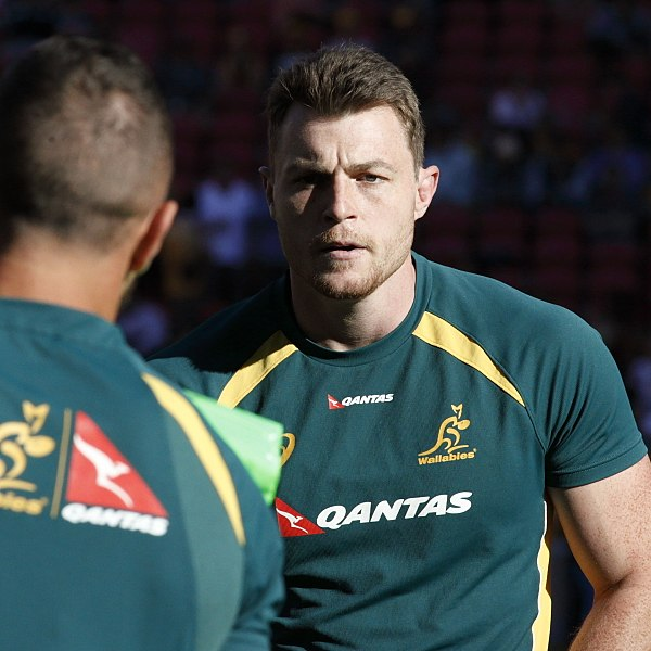 Wallabies lose, but show signs of improvement