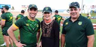Kangaroos go down in shock defeat to Kiwis
