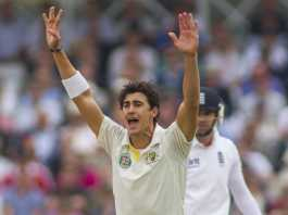 Australia collapses again as the test slips out of reach