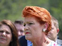 """PM regrets Coalition support for Hanson's """"OK to be white"""" motion"""
