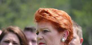 "PM regrets Coalition support for Hanson's ""OK to be white"" motion"