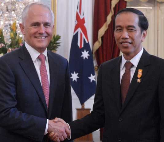 Scott Morrison defends decision to send Malcolm Turnbull to Bali conference