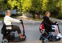 10 Tips to stay safe while using a mobility scooter