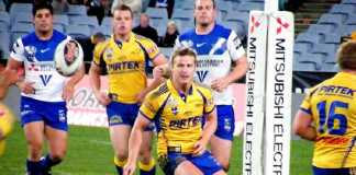 The Parramatta Eels remain stadium-less