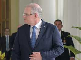 Scott Morrison open to Israeli embassy move