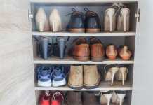 How can you recycle your shoes to help people in need