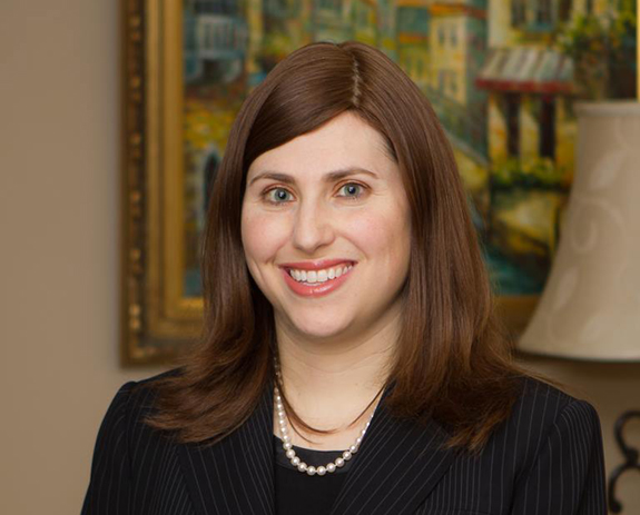 Lawyer Jessica H. Ressler talks about her firm's approach to family law