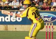 Australian cricketers desperate to make amends