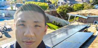 Shepherd Chou talks about helping people make the decision to go solar