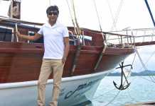 Vishal Sood talks about providing a myriad of yacht experiences