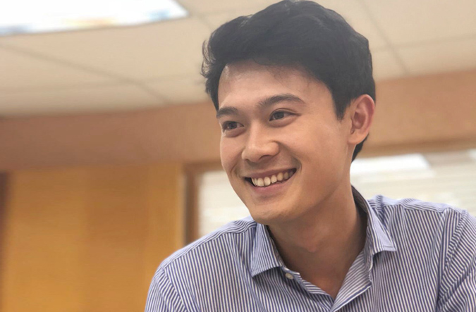 Wilson Lau discusses the founding of multinational company JoinPrint