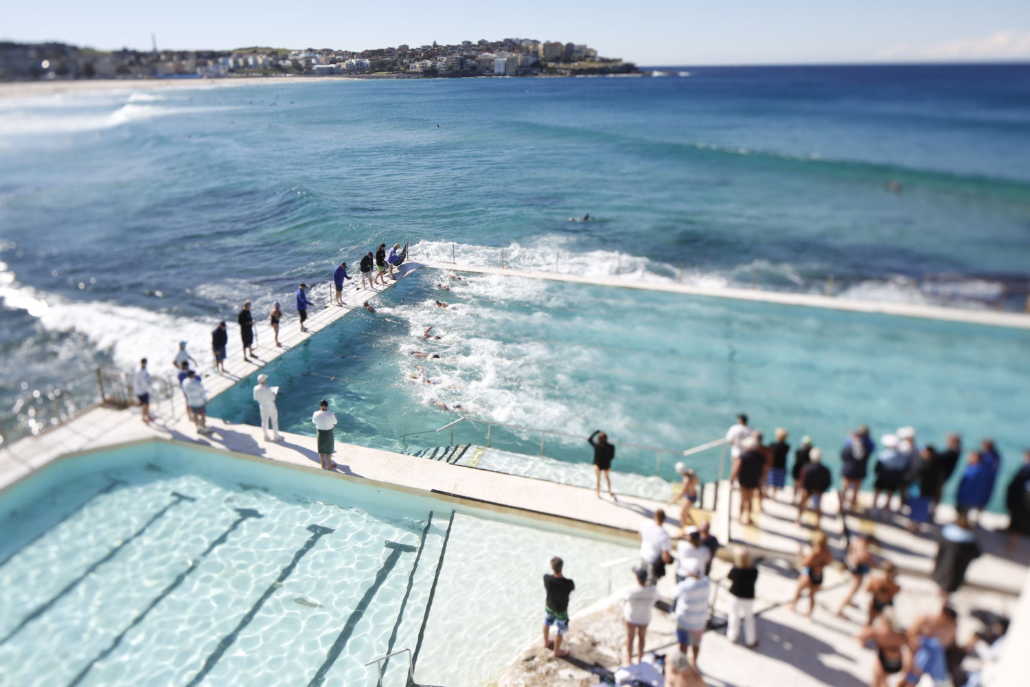 swimming pool Bondi Sydney