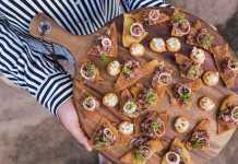 Easy and delicious healthy finger food ideas