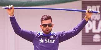 Virat Kohli criticised for on-field behaviour