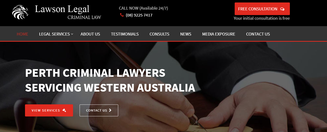 best criminal lawyers perth