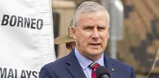 Deputy PM Michael McCormack approves Broad's resignation