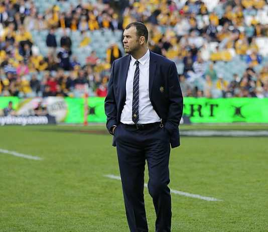 Cheika prepares to face board of Rugby Australia to determine his fate