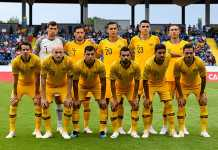 Graham Arnold names Socceroos squad for Asian Cup