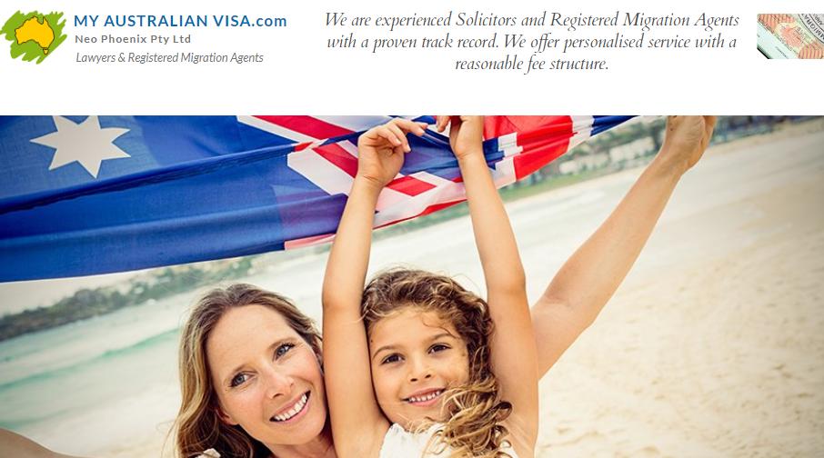 My Australian Visa