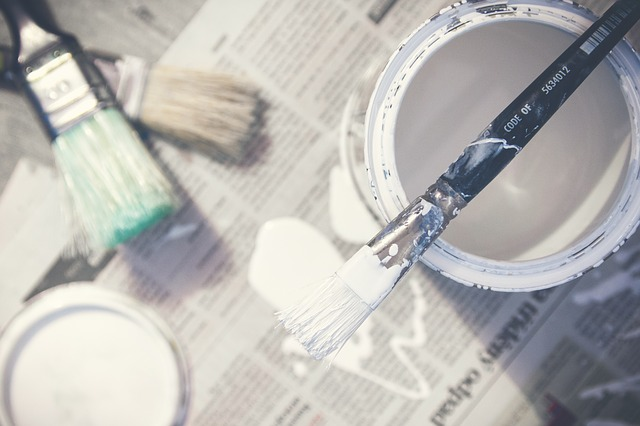Paint colour tips to consider when selling your home
