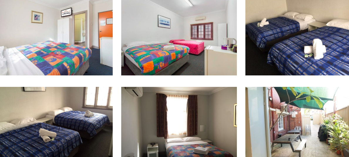 best hostel in Perth for backpackers