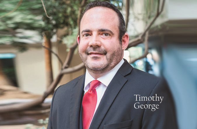 Timothy George explains how he finds people easier mortgage deals