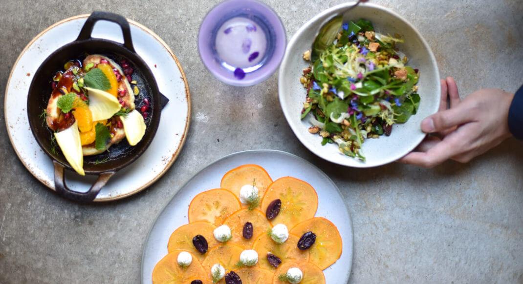vegetarian restaurant Melbourne