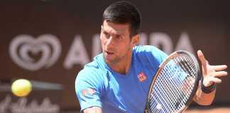 Novak Djokovic in awe of wheelchair tennis players