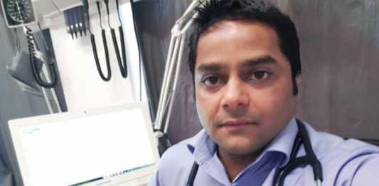 Dushyant Singh founder of Medical Cannabis Clinic Australia