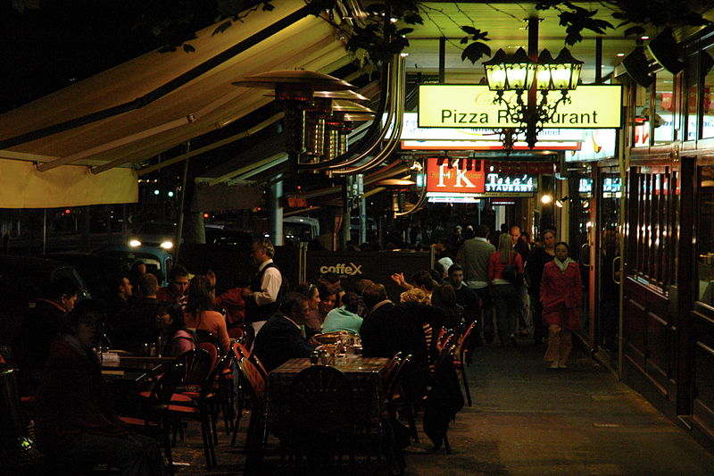 Lygon Street, Melbourne.