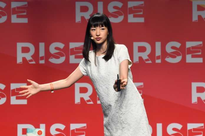 Make money by getting rid of your clothes, Marie Kondo style