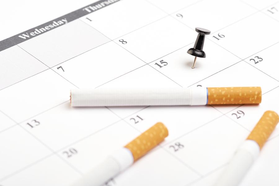 stop smoking plan
