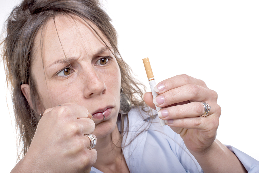 Quitting Smoking by Cold Turkey