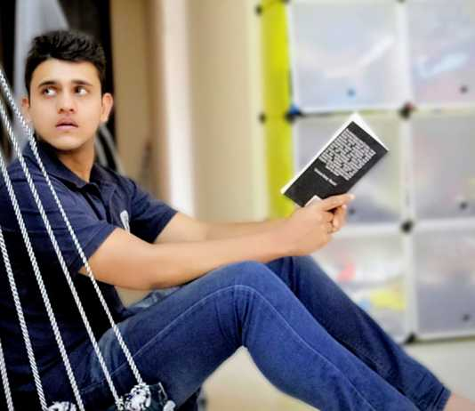 Rishabh Dubey tells his story of becoming a professional writer