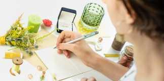 Sandra Dioguardi talks about designing wedding invitations