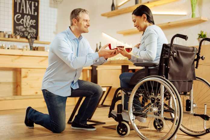 A quick guide to wheelchair wedding photography