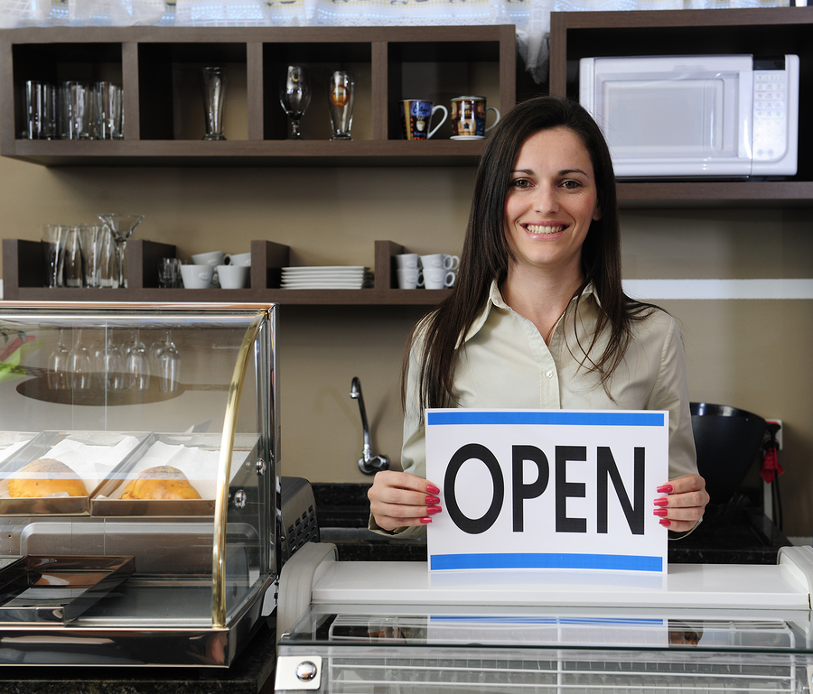 Open own business
