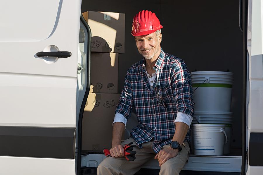 Van storage