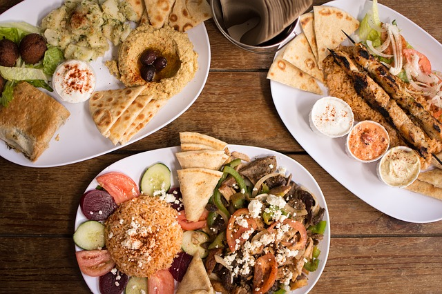 Greek food in Melbourne